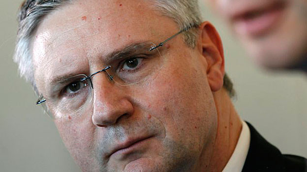 SVP-Grossrat Andreas Glarner muss voraussichtlich keine rechtlichen Konsequenzen befürchten.