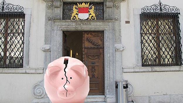 Für 2015 rechnet Solothurn mit einem Defizit von 74 Millionen Franken.