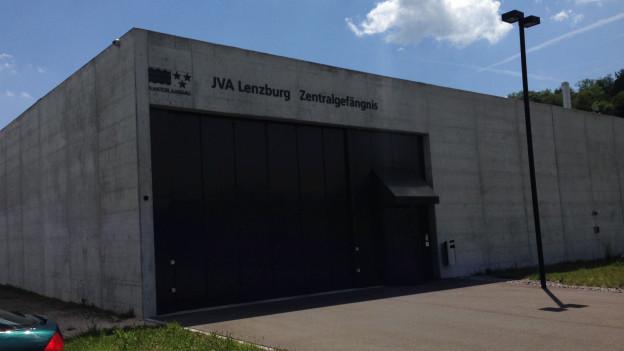 Strafanstalt Lenzburg von aussen