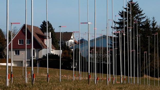 Wo darf im Aargau noch gebaut werden?