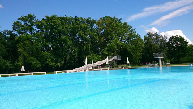 Die Badeanlage Isenlauf in Bremgarten kostet viel Geld: Sie macht jedes Jahr ein Defizit von 400'000 Franken.