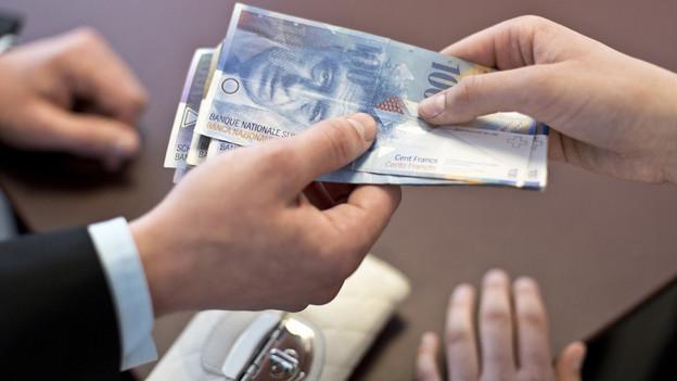 Mehr Transparenz bei der Parteifinanzierung? Die Aargauer Stimmbürger entscheiden am Sonntag über die Juso-Initiative
