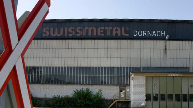 Das Areal in Dornach wechselt den Besitzer.