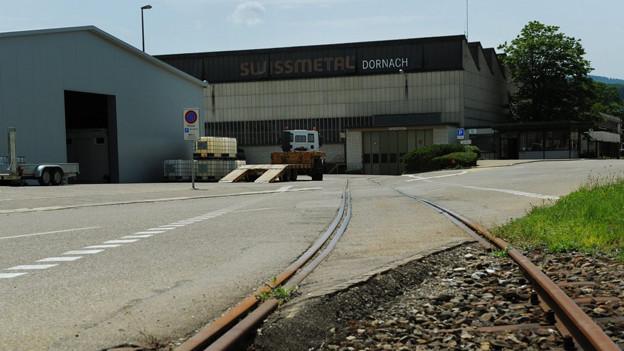 Vom Abstellgleis auf die Überholspur: Das Swissmetal-Areal hat einen Käufer und damit auch eine Zukunft.