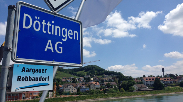 Die einstmals steuergünstigste Aargauer Gemeinde muss nun wegen der Axpo mit den Steuern deutlich rauf.
