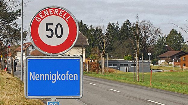 Nennigkofen, Teil der Gemeinde Lüsslingen-Nennigkofen