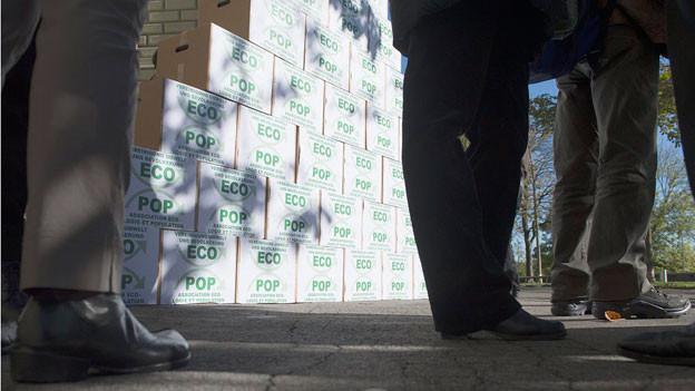 Die Aargauer Volkspartei sagt ja zur «Einwanderungsbremse» Ecopop