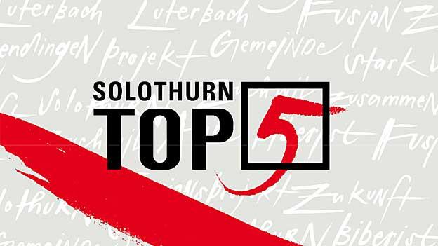 Solothurner Kantonsrat streich Fusions-Batzen