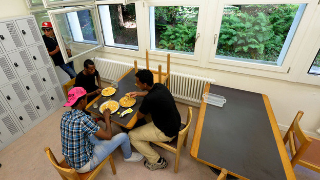In Zofingen werden bald 170 Asylbewerber untergebracht