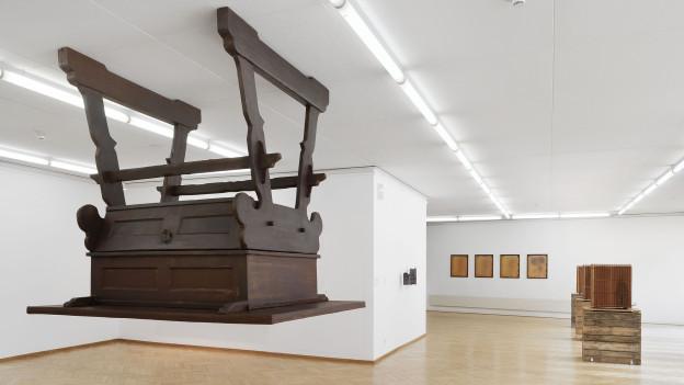 Das Kunstmuseum Olten muss zügeln