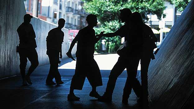 Die Mitglieder der G-Level-Gang haben Angst und Schrecken verbreitet