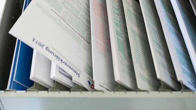 In den Solothurner Steuererklärungen stehen 2015 höhere Zahlen.
