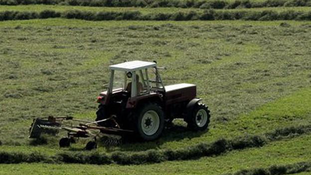 Die Aargauer Bauern erhalten im kommenden Jahr erneut weniger Subventionen.