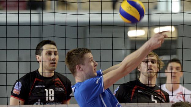 Der TV Schönenwerd will mit einer neuen Halle zum Volleyball-Zentrum der Schweiz werden