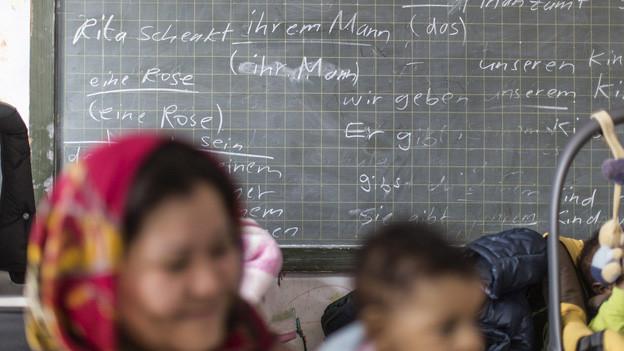 Mehr Sprachkurse im Aargau wegen Asylbewerbern aus Eritrea