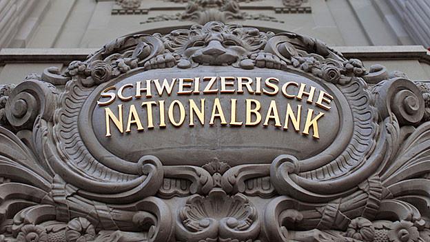 Die Schweizerische Nationalbank schüttet Gewinn aus. Das freut die Kantone, sie erhalten zusätzliches Geld.