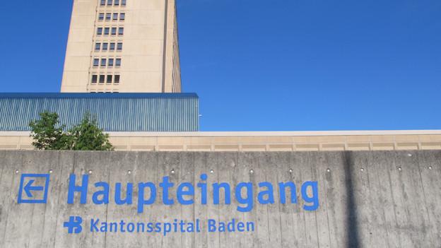 Das Kantonsspital kann den Neubau schneller bauen.
