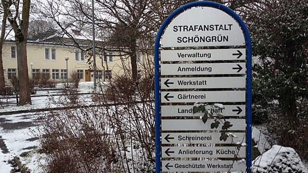 Ehemalige Strafanstalt Schöngrün