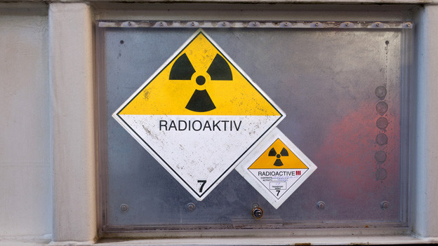 Behälter für Radioaktives Material