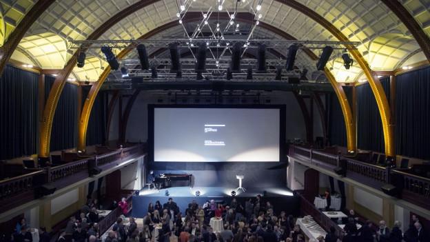 Die 50. Solothurner Filmtage sind Geschichte. Die Organisatoren müssen für 2016 einen neuen Hauptsponsor suchen.