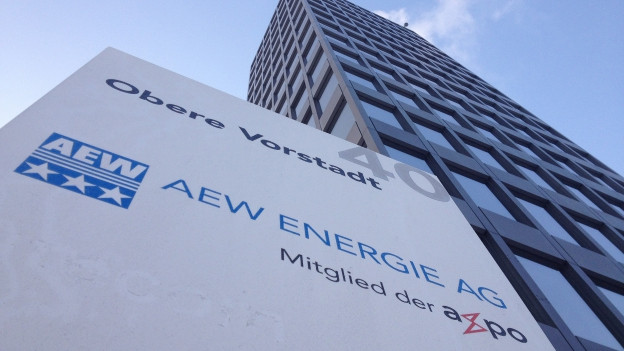 Die AEW Energie AG darf sich über einen schönen Gewinn freuen. Der Kanton erhält damit erneut eine Gewinnausschüttung.