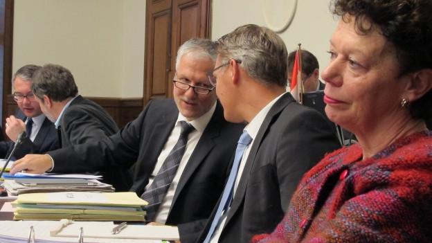 Solothurner Regierung hält Ordnungspolitik hoch