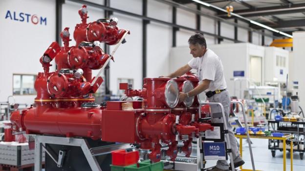 Maschinenbau und kleine Automobilzulieferer sind auf Grund der Währunssituation in der Region Aargau Solothurn am meisten gefährdet.