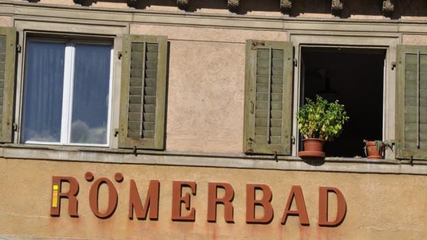 Römerbad in Baden