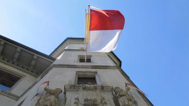 Bild vom Solothurner Rathaus.