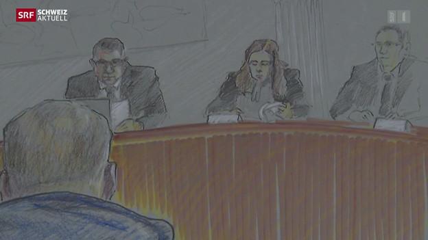 20 und 17 Jahre Haft für Doppelmord in Oensingen.