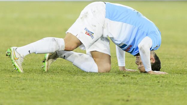 Der FC Aarau strauchelt im Viertelfinal des Schweizer Cups