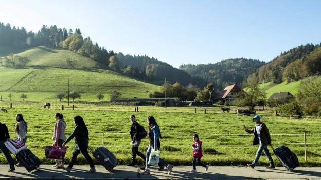 Aargauer Gemeinden können sich künftig von der Aufnahmepflicht nicht freikaufen.