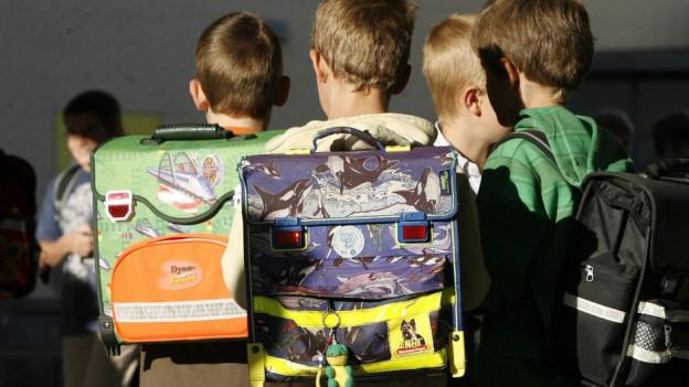 Die Kinder aus Kaiserstuhl sollen im Kanton Zürich zur Schule gehen.