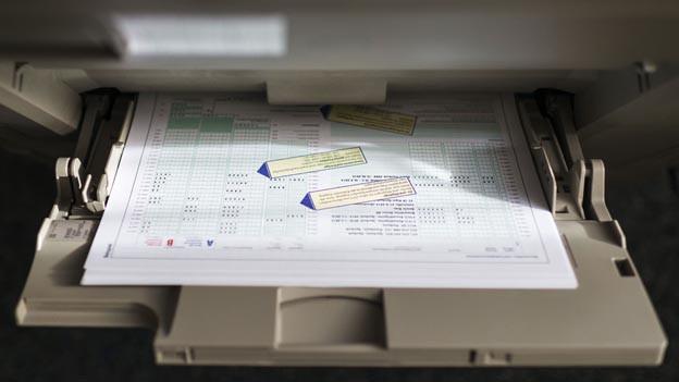 Elektronisch ausgefüllte Steuererklärungen ausdrucken - ist das sinnvoll?