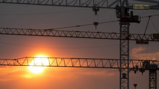 Im Aargau soll Bauland nicht einfach vor sich hin schlummern, darum schlägt die Regierung eine Bebauungspflicht vor.