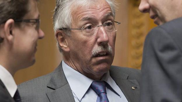 Roland Borer ist seit 24 Jahren Nationalrat