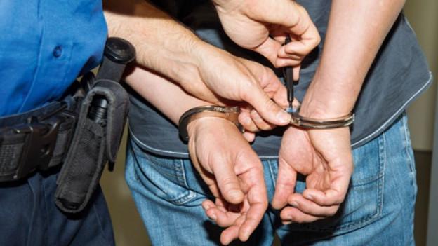 Die Zahl der Straftaten ging 2014 im Aargau zurück.