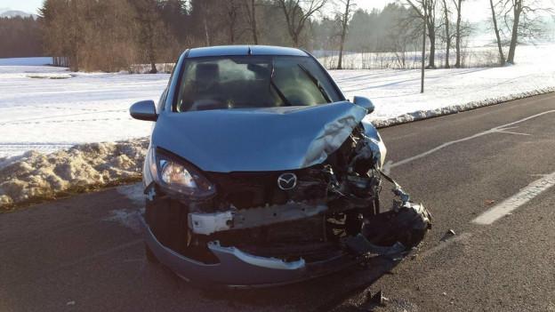 Im Kanton Solothurn gab es 2014 so wenige Verkehrsunfälle wie nie zuvor.