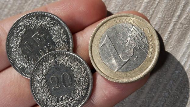Der starke Franken und der schwache Euro bereiten auch der Solothurner Wirtschaft Probleme.