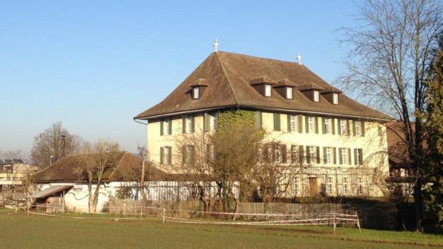 Die Steiner Schule in Schafisheim.