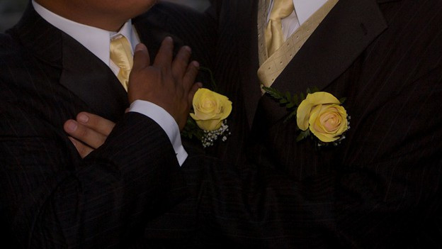 Gleichgeschlechtliche Ehen beschäftigen die katholische Kirche.