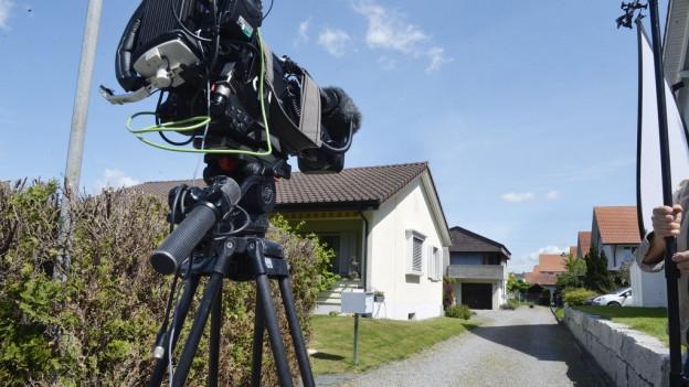 Bluttat von Würenlingen: Täter feuerte 14 Schüsse ab