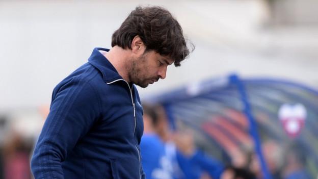 Sforza bleibt dem FC Wohlen als Trainer nicht erhalten. Er hatte andere Vorstellungen als die Vereinsführung.