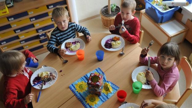 Die Aargauer Regierung hat ein neues Kinderbetreuungsgesetz ausgearbeitet. Schafft es das Gesetz diesmal?