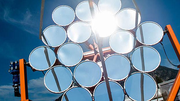 Sonnenenergie und andere nachhaltige Energieformen sollen nun auch im Aargau mehr gefördert werden.