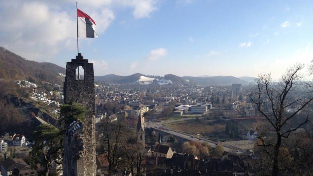Baden-Wettingen: Grossfusion ist wieder ein Thema