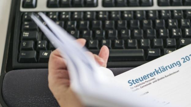Massiv höhere Steuern für Aarau? Der Einwohnerrat schlägt einen Steuerfuss von 103 statt 94 Prozent vor.