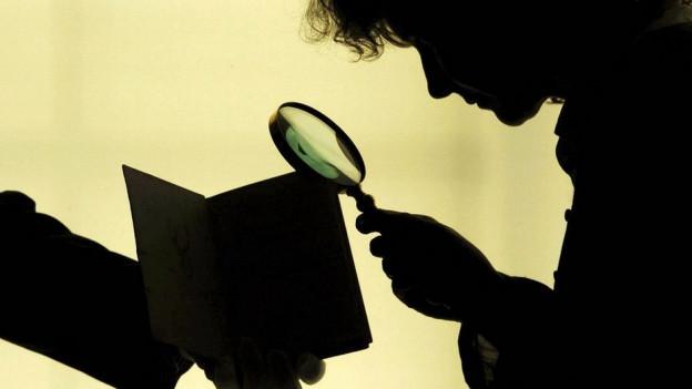 Sozialhilfedetektive sind eigentlich gar keine Detektive. Sie kontrollieren unangemeldet Sozialhilfebezüger.
