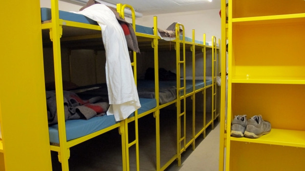 Wer profitiert von einem Asylzentrum in Deitingen?