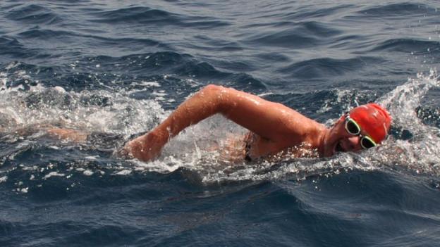 Aargauer Extremschwimmer startet zum Ärmelkanal-Abenteuer